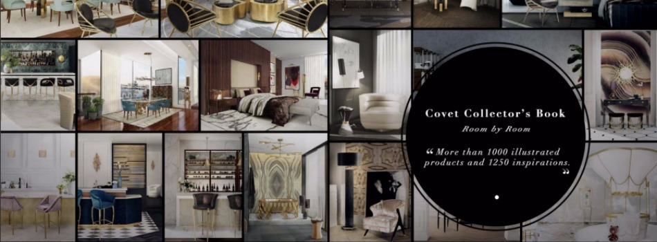 Get to Know Covet Collector's Book - The Ultimate Design Bible ➤ Discover the season's newest designs and inspirations. Visit us at www.bestinteriordesigners.eu #bestinteriordesigners #topinteriordesigners #bestdesignprojects @BestID