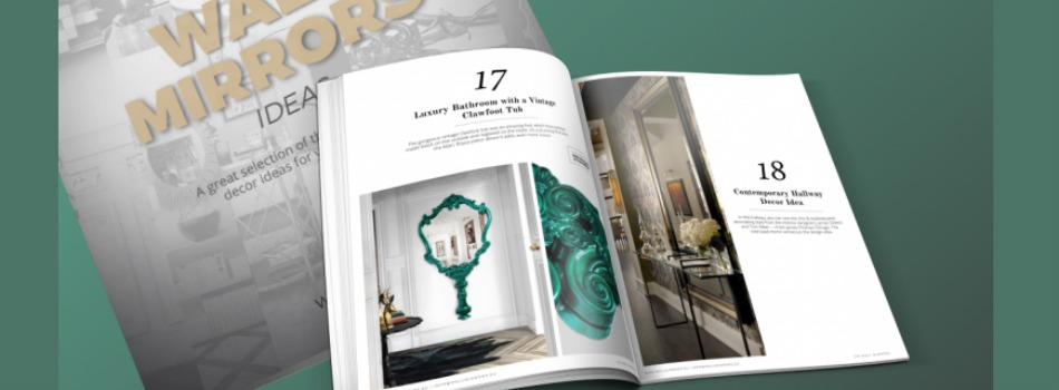 Download Free: Amazing Ebook with 100 Must-see Wall Mirror Ideas ➤ Discover the season's newest designs and inspirations. Visit Best Interior Designers at www.bestinteriordesigners.eu #bestinteriordesigners #topinteriordesigners #bestdesignprojects @BestID