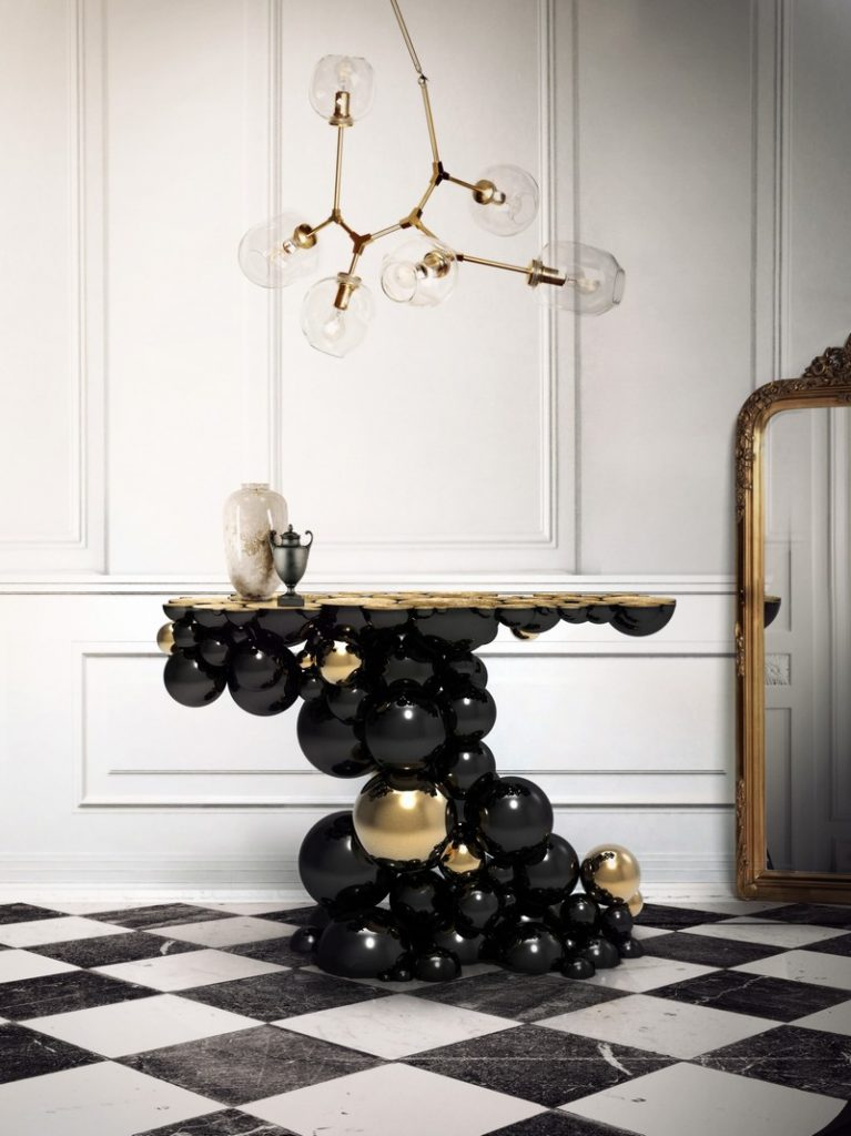 5 Top Interior Designers to Watch at Maison et Objet 2019 maison et objet 2019 5 Top Interior Designers to Watch at Maison et Objet 2019 50 Unforgettable Black Home Accents and Interior Decorating Ideas 88