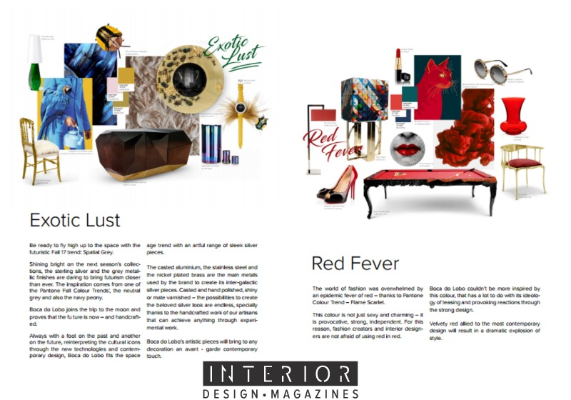 Discover The New Trendzin Design Magazine Free Season S Newest Designs And