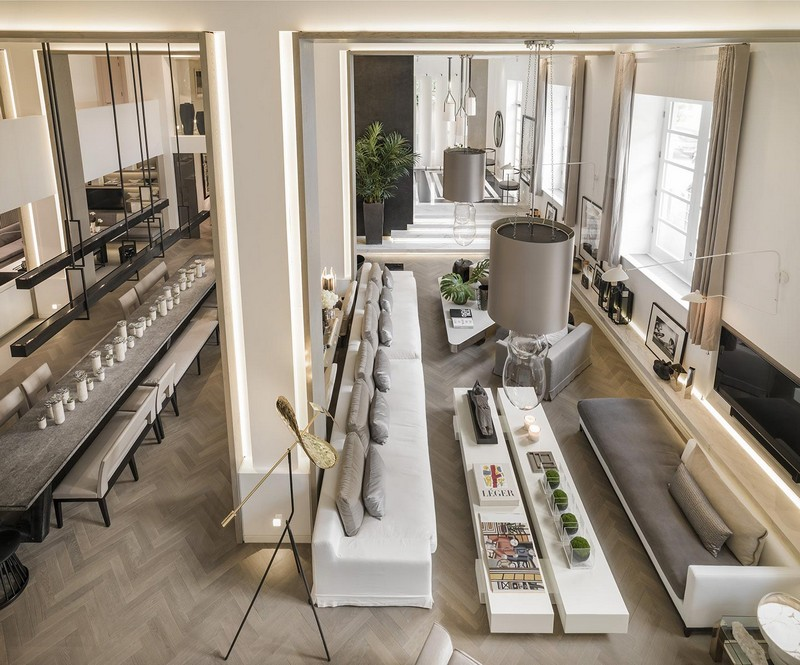 Top 10 Best Interior Design Projects By Kelly Hoppen Discover The Season S Newest Designs And