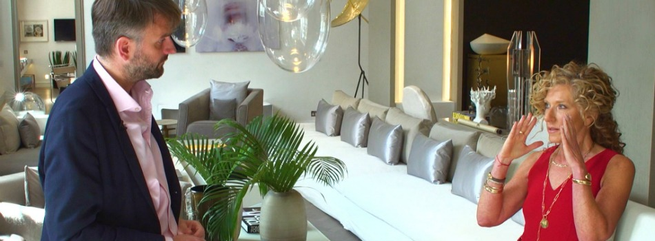 Inside Best Interior Designers Homes by Financial Time Life [VIDEO] - Leading Interior Designers - Kelly Hoppen, Anouska Hempel, Nicky Haslam, Alidad ➤Discover the season's newest designs and inspirations. Visit Best Interior Designers! #bestinteriordesigners #topinteriordesigners #interiordesign @BestID