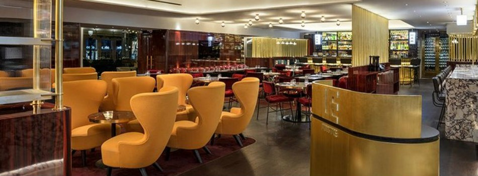 Discover The Modern Chic Brasserie in Paris Designed By Tom Dixon - Best Interior Designers - Top Interior Designers - World's Best Interior Designers - Discover the season's newest designs and inspirations. Visit Best Interior Designers! #bestinteriordesigners #TomDixon #TopInteriorDesigners @BestID