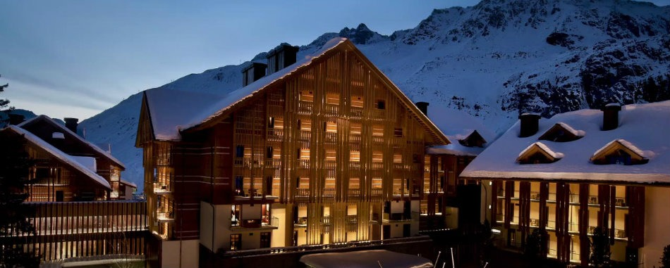 The Best of Swiss Design Showcased at the Chedi Andermatt Hotel