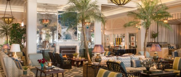 The Revamp of the Iconic Casa del Mar by Michael S. Smith. #bestinteriordesigners #michaelsmith #TopInteriorDesigners @BestID interior designers 100 Top Interior Designers From A to Z – Part 3 The Revamp of the Iconic Casa del Mar by Michael S