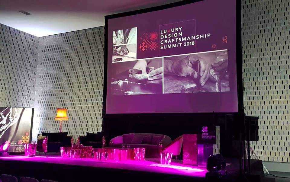 ldc summit We're Live at the 1st Day of LDC Summit 2019! Check out all the Novelties Luxury Design and Craftsmanship Summit 3