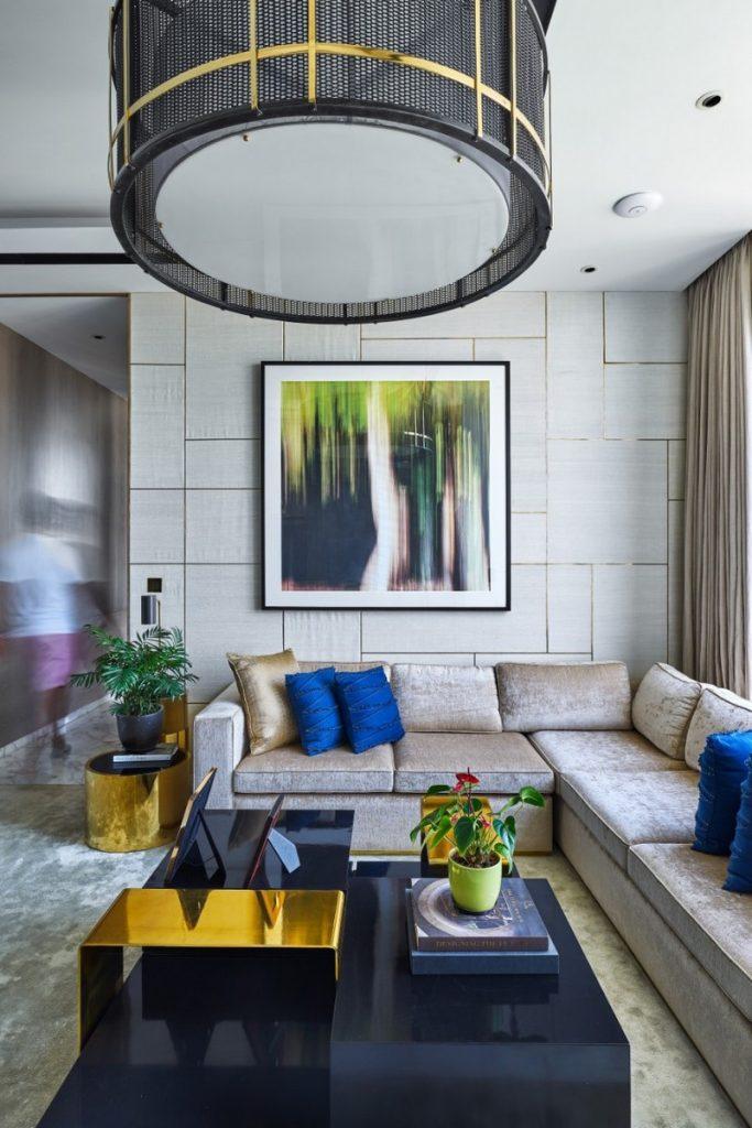 A Stunning New Project by Hirsch Bedner Associates