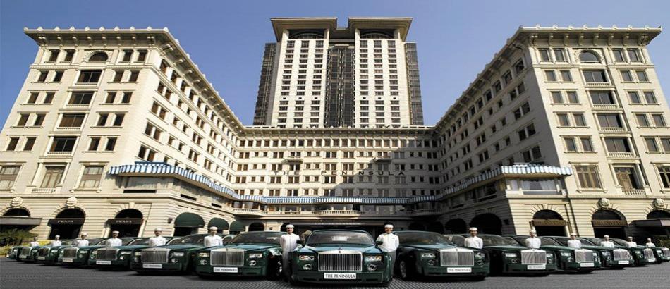 Hong Kong's Peninsula Hotel peninsula hotel A look at Hong Kong's Peninsula Hotel phk hotel exterior 1074