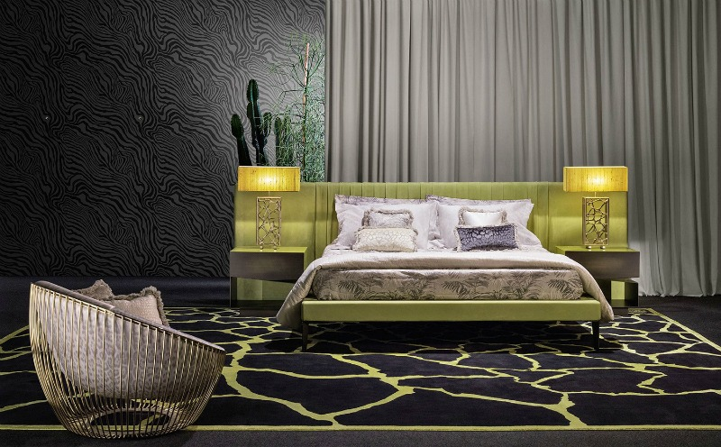 Presenting the New Collection of Roberto Cavalli Home Interiors salone del mobile The Guide for This Years Edition of Salone del Mobile Roberto Cavalli Home Interiors Presents New Deluxe Design Collection 4