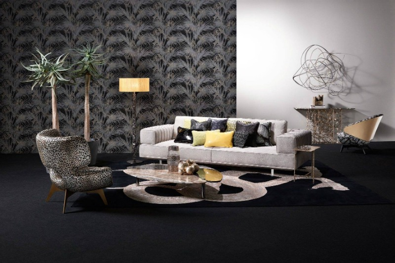 Presenting the New Collection of Roberto Cavalli Home Interiors milan design week Milan Design Week/ Fuorisalone 2019 – Best Events & Parties Roberto Cavalli Home Interiors Presents New Deluxe Design Collection 5