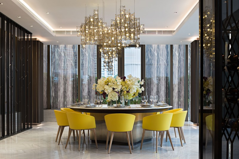 A Modern Residential Project By Ptang Studio interior designers Amazing Architects and Interior Designers From The World's Top Markets A Modern Residential Project By Ptang Studio 5