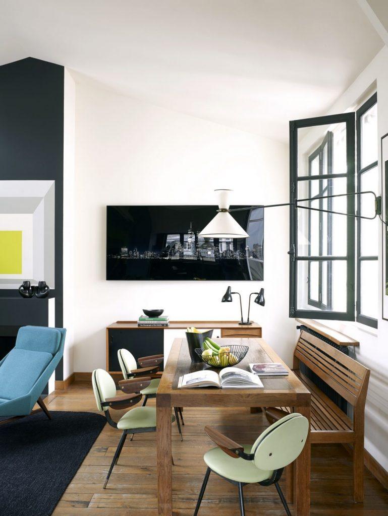 A Dazzling Parisien Loft Designed by Florence Lopez parisien loft A Dazzling Parisien Loft Designed by Florence Lopez A Dazzling Parisien Loft Designed by Florence Lopez 4