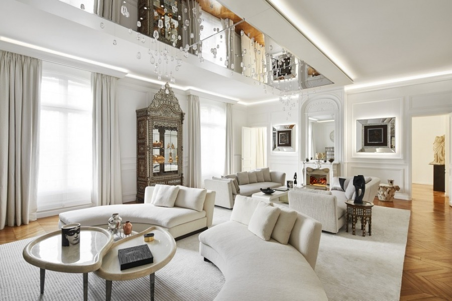 An Exquisite Parisian Apartment by Stéphanie Coutas stéphanie coutas An Exquisite Parisian Apartment by Stéphanie Coutas An Exquisite Parisian Apartment by St  phanie Coutas 3