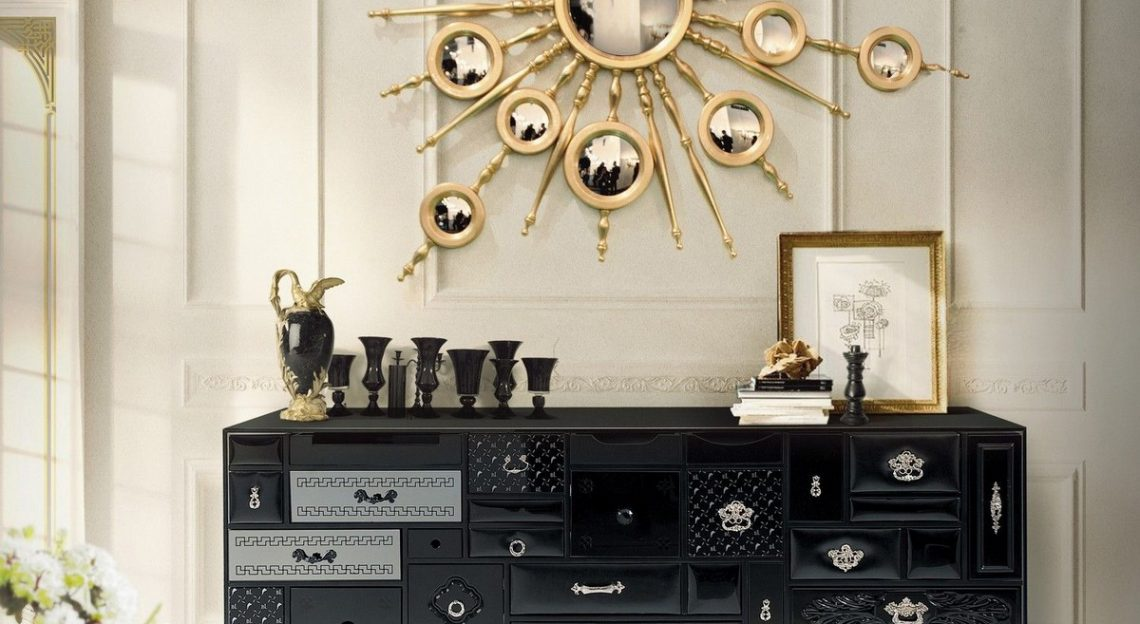 Amazing Wall Mirrors For Your Living Room Project