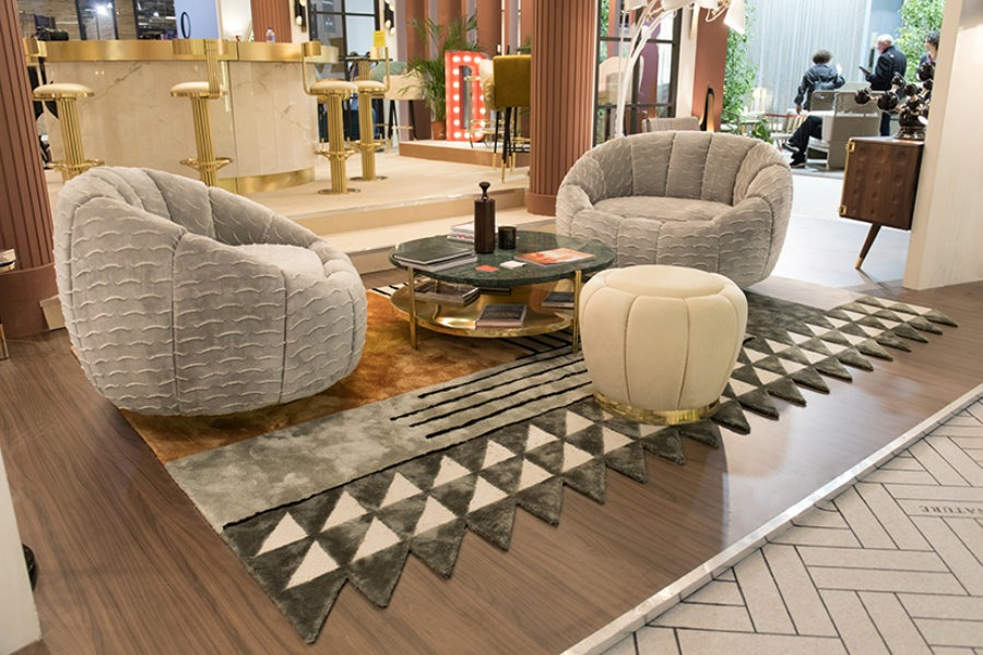 3 Design Trends That Are Being Highlighted in Tradeshows in 2019 design trends 3 Design Trends That Are Being Highlighted in Tradeshows in 2019 Maison Et Objet Top Luxury Brands 11