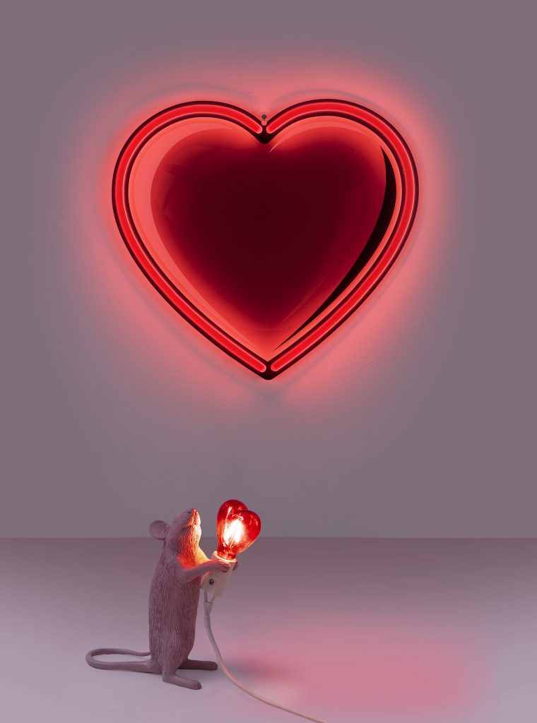 seletti Discover the Crazy World of Seletti Options for 2019 Mose Lamp and Blow Heart