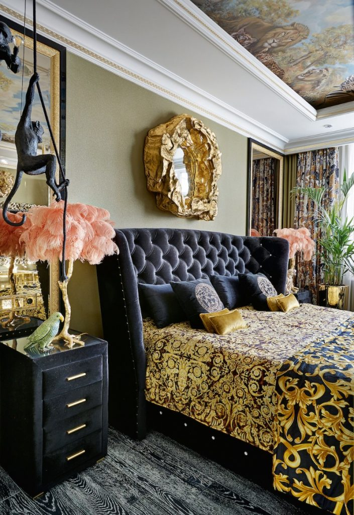 Take a Look at This Goldlusted Russian Apartment by Tatyana Myronova tatyana myronova Take a Look at This Goldlusted Russian Apartment by Tatyana Myronova Take a Look at This Goldlusted Russian Apartment by Tatyana Myronova 3