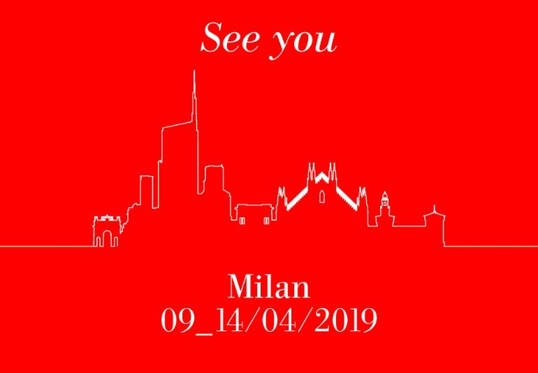 Everything About Salone Del Mobile.Milano (iSaloni) 2019, Milano, Italy, Design Guide Milano, Covet Group, Design Agenda April, Milan Design, Italy Tradeshows  Everything About Salone Del Mobile.Milano (iSaloni) 2019 The Ultimate Design Guide For iSaloni Milan Design Week 2019 777