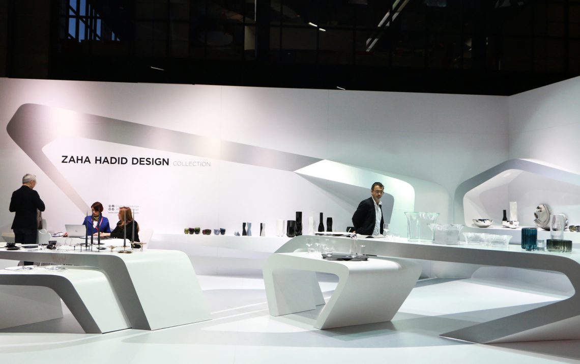 Maison Et Objet: What You Missed maison et objet Maison Et Objet: What You Missed Zaha Hadid 1
