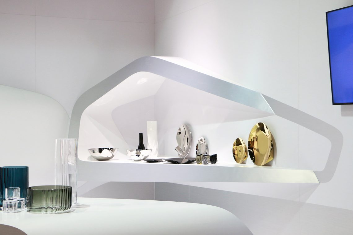 Maison Et Objet: What You Missed maison et objet Maison Et Objet: What You Missed Zaha Hadid 2