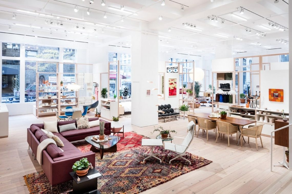 AD Design Show 2019 in NYC Is Coming! And This Design Guide is For You ad design show 2019 AD Design Show 2019 in NYC Is Coming! And This Design Guide is For You new york city guide for designers herman miller store