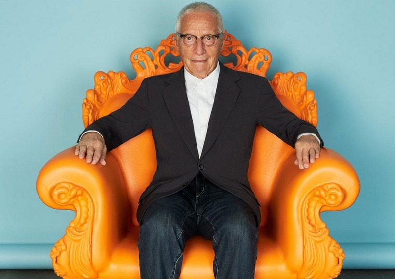 Remembering Alessandro Mendini, a Legend That We Lost This Week