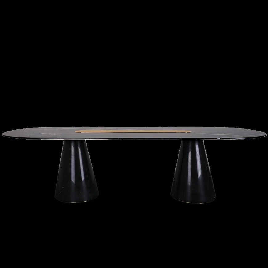 Furniture Trends By Top Luxury Brands That Will Take You to 2020!  luxury brands Furniture Trends By Top Luxury Brands That Will Take You to 2020! bertoia big dining table 1