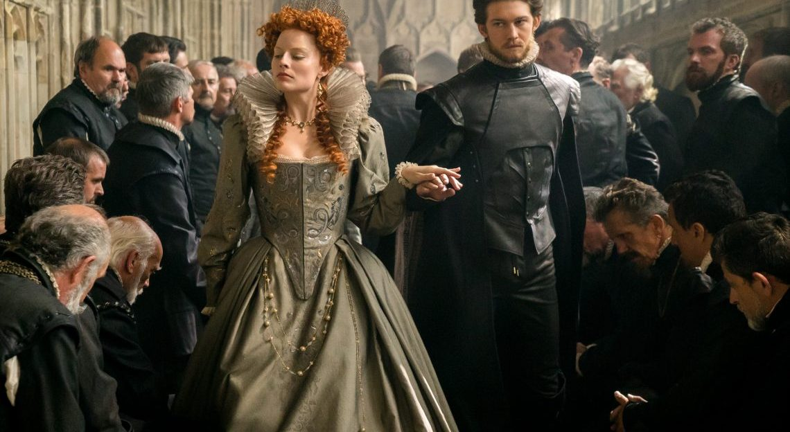 On the Eve of the Oscars, We Introduce You Some Top Design Candidates oscars On the Eve of the Oscars, We Introduce You Some Top Design Candidates mary queen of scots still 2018 1140x624