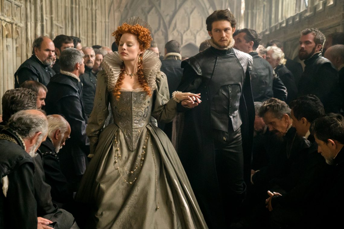 On the Eve of the Oscars, We Introduce You Some Top Design Candidates oscar movies Browse With us Some Amazing  Sets of The Oscar Movies mary queen of scots still 2018