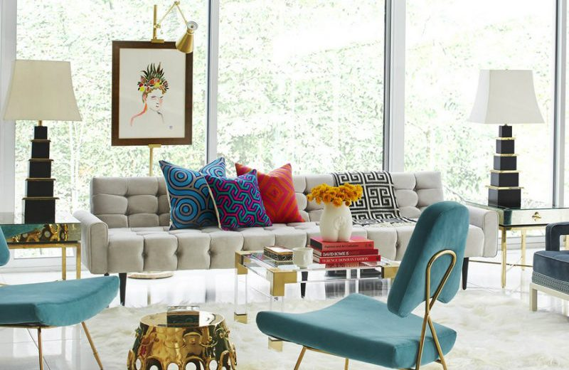 Mid-Century Design Projects of Jonathan Adler in New York 1 design projects Mid-Century Design Projects of Jonathan Adler in New York 3 Mid Century Design Projects of Jonathan Adler in New York 1