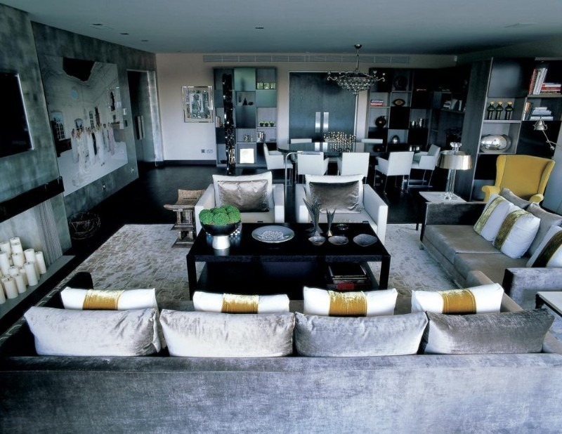 Incredible Dining Rooms Designed by Kelly Hoppen!  kelly hoppen Incredible Dining Rooms Designed by Kelly Hoppen! Incredible Dining Rooms Designed by Kelly Hoppen 6