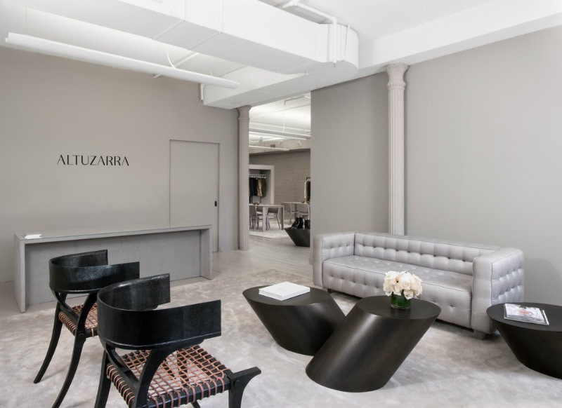 Luxury Contemporary Design Projects of Ryan Korban in New York