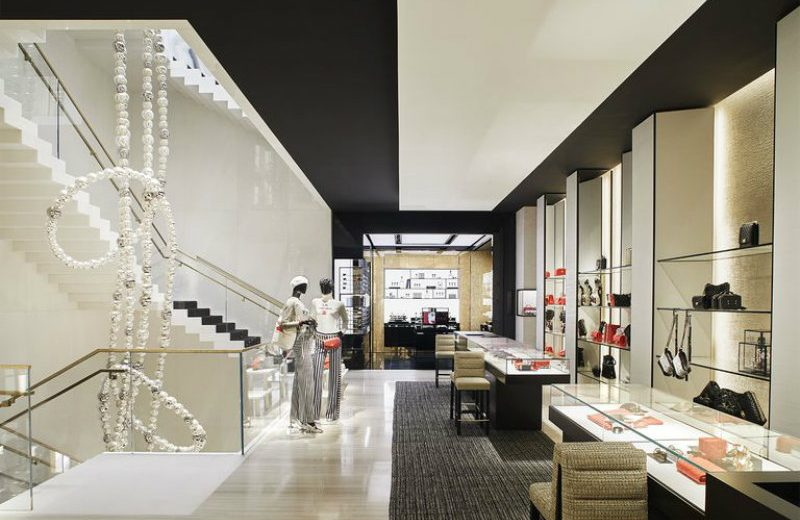Peter Marino's Best Eclectic Luxury Projects in New York peter marino Peter Marino's Best Eclectic Luxury Projects in New York Peter Marinos Best Eclectic Luxury Projects in New York 4