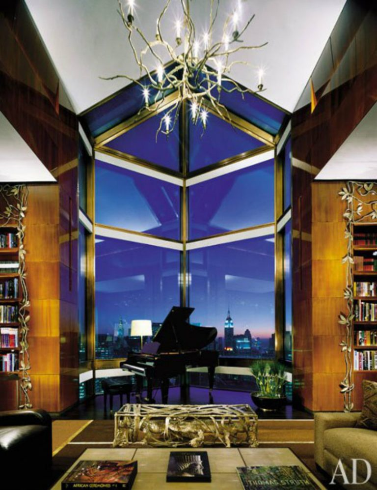 Peter Marino's Best Eclectic Luxury Projects in New York peter marino Peter Marino's Best Eclectic Luxury Projects in New York Peter Marinos Best Eclectic Luxury Projects in New York 8