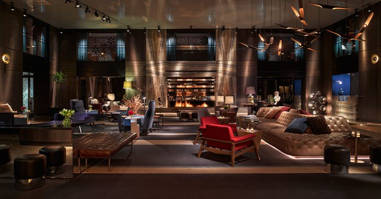 The Amazing Eclectic Design of Paramount Hotel in New York eclectic design The Amazing Eclectic Design of Paramount Hotel in New York The Amazing Eclectic Design of Paramount Hotel in New York 3