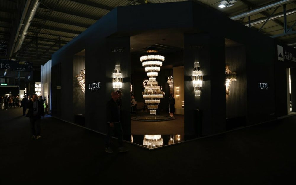 euroluce 2019 5 Amazing Stands of Luxury Brands to Visit at Euroluce 2019 5 Amazing Stands of Luxury Brands to Visit at Euroluce 2019 1000x624