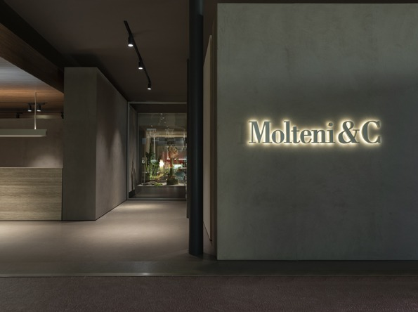 Essential Home & Molteni 2 Mid-Century Forces at Salone del Mobile