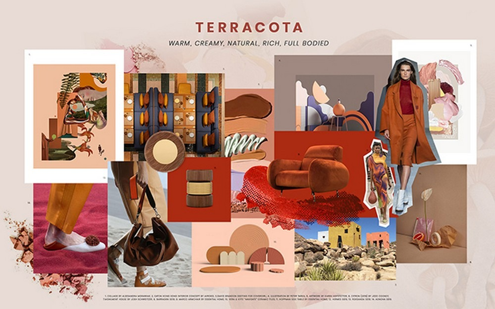 Great Color Trend For This Spring Terracotta terracotta Great Color Trend For This Spring: Terracotta Great Color Trend For This Spring Terracotta 1
