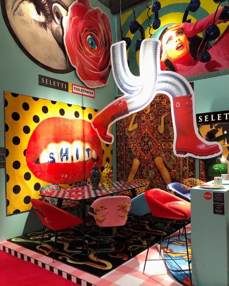 Salone Del Mobile 2019: The Best Of This Exciting Design Event salone del mobile 2019 Salone Del Mobile 2019: The Best Of This Exciting Design Event Seletti Shows Off Its Novelties At Salone Del Mobile 2019 4