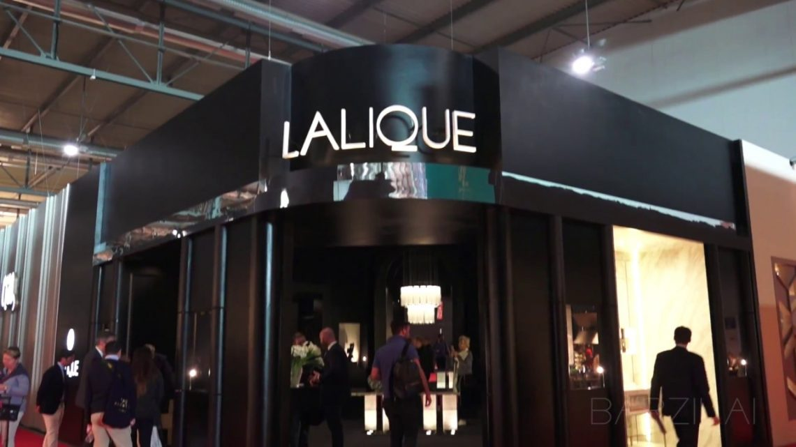 5 Amazing Stands of Luxury Brands to Visit at Euroluce 2019 euroluce 2019 5 Amazing Stands of Luxury Brands to Visit at Euroluce 2019 milan 2019