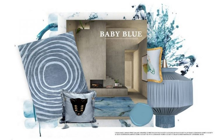 baby blue Baby Blue Is The Color Trend of This Summer Baby Blue Is The Color Trend of This Summer