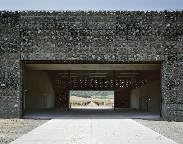 Top Architects - Herzog & De Meuron de meuron Top Architects – Herzog & De Meuron Dominus Winery California