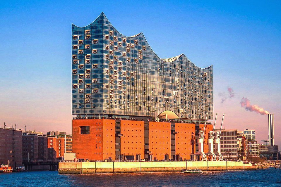 Top Architects - Herzog & De Meuron interior designers Top 100 Interior Designers & Architects of The World – Part 1 Elbphilharmonie Hamburg