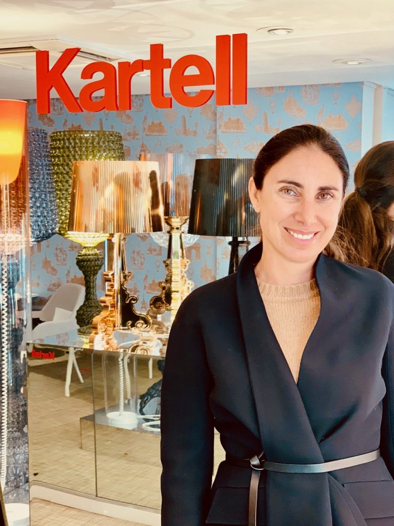 Interview With Lorenza Luti, Marketing and Retail Director at Kartell lorenza luti Interview With Lorenza Luti, Marketing and Retail Director at Kartell Interview With Lorenza Luti Marketing and Retail Director at Kartell 2