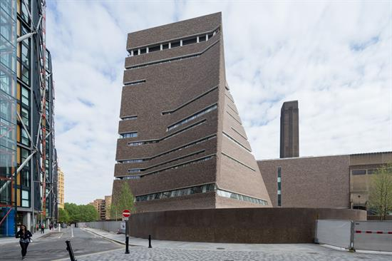 Top Architects - Herzog & De Meuron de meuron Top Architects – Herzog & De Meuron Tate Modern UK