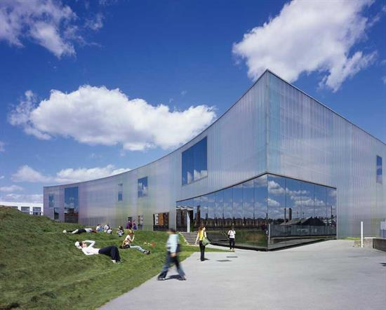 Top Architects - Herzog & De Meuron de meuron Top Architects – Herzog & De Meuron Trinity Laban Dance Center UK