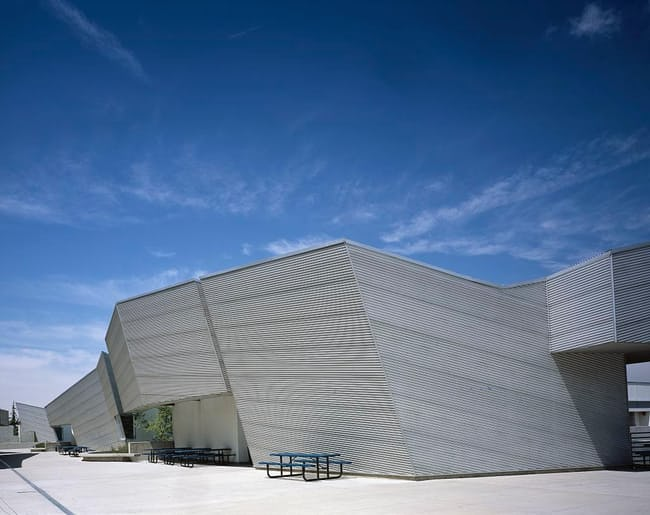 Top Architects - Thom Mayne thom mayne Top Architects – Thom Mayne diamond ranch high school schools colleges photo 1