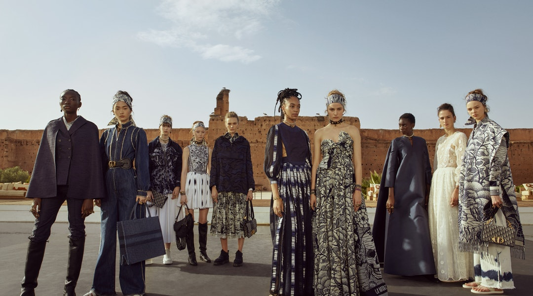 The Incredible African Inspiration Behind Dior's Lattest Colection dior The Incredible African Inspiration Behind Dior's Lattest Colection dior 1