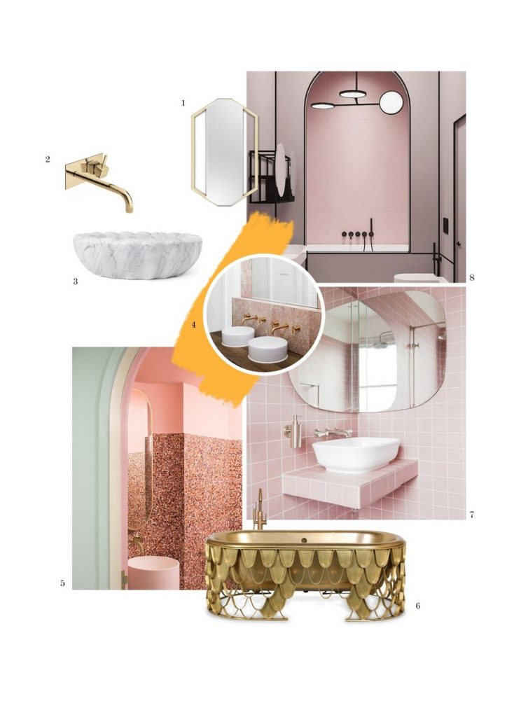 Amazing Color Trends For Your Luxury Bathroom rose uniacke Discover the Incredible Work of Rose Uniacke Amazing Color Trends For Your Luxury Bathroom 1