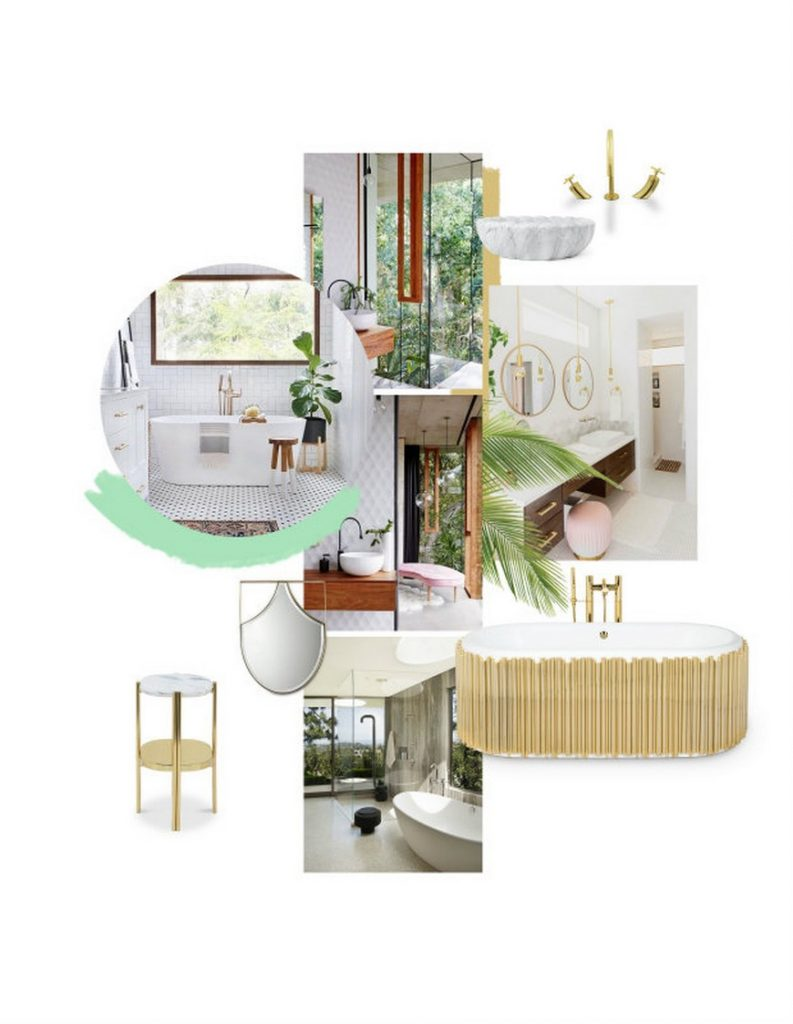 Amazing Color Trends For Your Luxury Bathroom